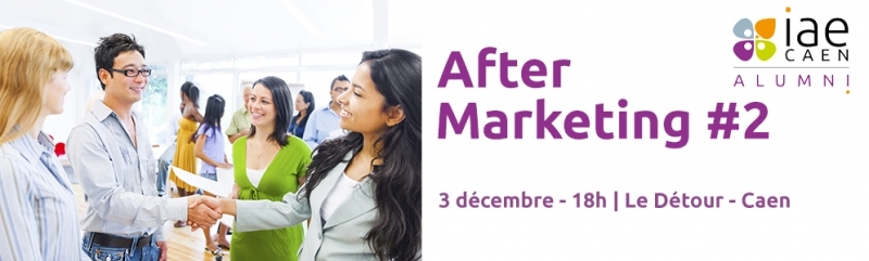 After Marketing de décembre